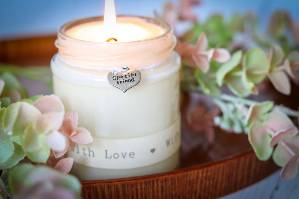 Special Friend (with love) Scented Candle