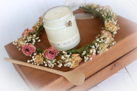 Auntie (with love) Scented Candle