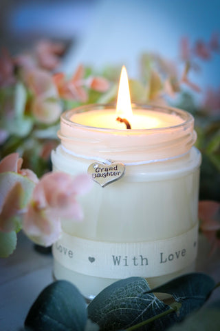 Granddaughter (with love) Scented Candle