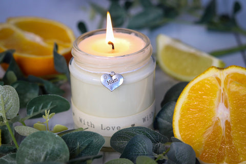 Mum (with love) Scented Candle