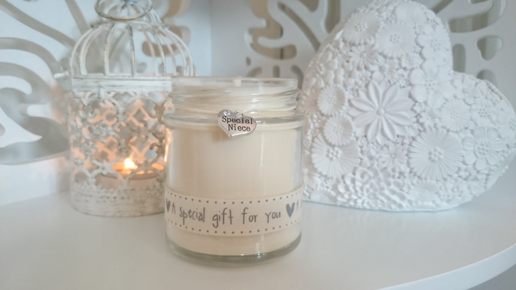 Niece (a special gift for you) Scented Candle