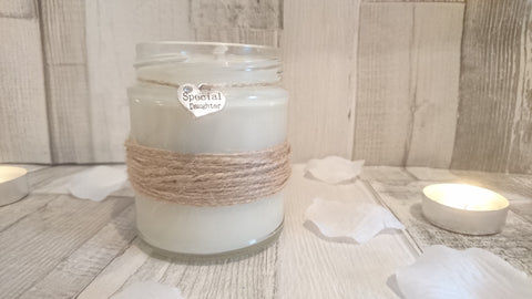 Rustic Daughter Scented Candle