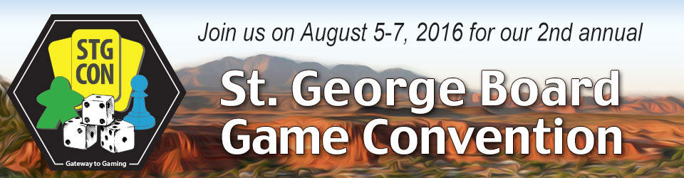 Saint George Gaming Con 2016