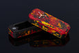 War Zone Limited Edition Case - Fire Camo - Select Your Case Size - Dice Sold Separately - GRAVITY DICE