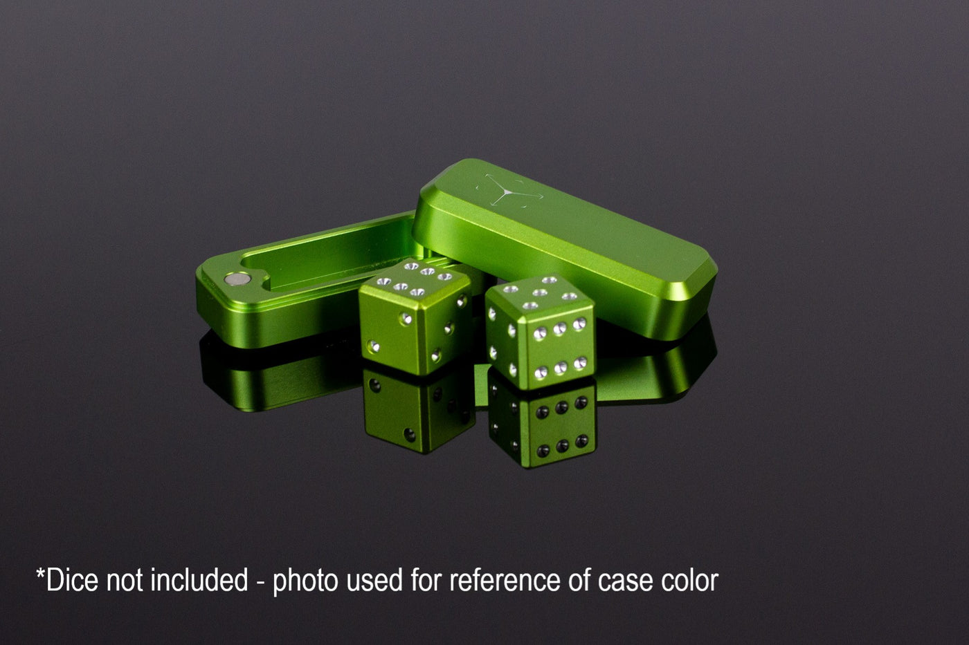 2 Dice Case OR 6 Dice Case - Select Your Size & Color - GRAVITY DICE
