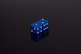 D6 Dice - Light Blue - Select Your Dice & Case - GRAVITY DICE