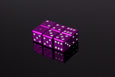 D6 Dice - Fuchsia (Limited Edition Color) - Select Your Dice & Case - GRAVITY DICE