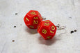 D12 - Dice Earrings - GRAVITY DICE