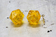 D20 - Dice Earrings - GRAVITY DICE