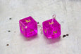 D6 - Dice Earrings - GRAVITY DICE