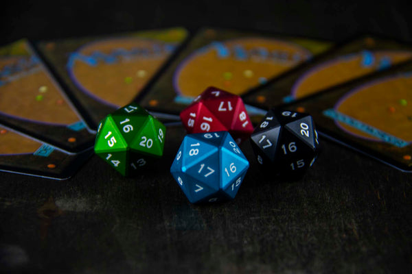 Magic The Gathering Special - D20 Turndown - GRAVITY DICE