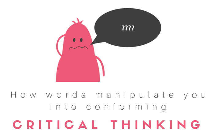 How words manipulate you into conforming