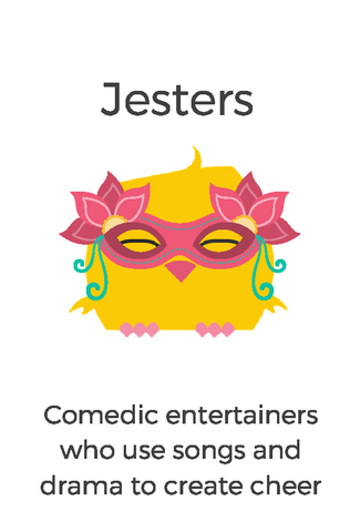 Jesters by Life-changing learning