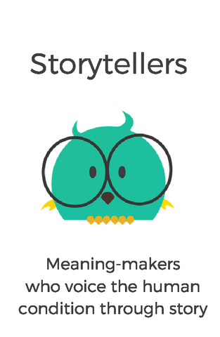 Storytellers by Life-changing Learning