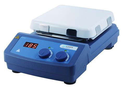 The MS7-H550-S LED Digital Hotplate Stirrer.
