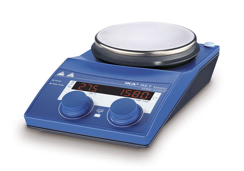 IKA RET Basic Magnetic Hotplate Stirrer image
