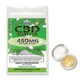 CBD Shatter Concentrate (90% Pure)