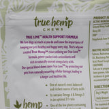 True Hemp Chews - (Support For Dogs Only)