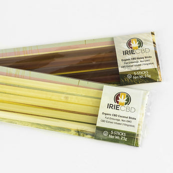 Hemp Honey Sticks