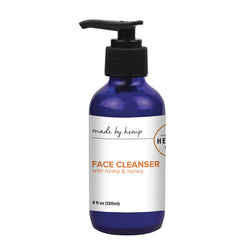 Face Cleanser (Hemp & Honey)