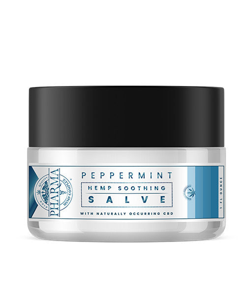 Peppermint Relaxing Salve - CANNA
