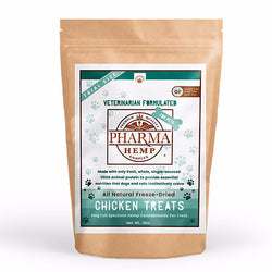 Chicken Treats for Dogs