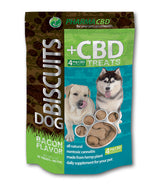 CBD Dog Biscuits Treats - CANNA - 1
