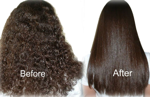 kerabotox hair straighten