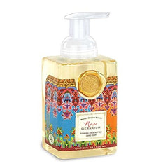 Rose Geranium Foaming Hand Soap  by Michel Design Works