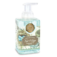 NEW! Nest and Eggs Foaming Hand Soap by Michel Design Works