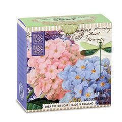 2 Pieces Hydrangea A Little Soap from FND Promotion by Michel Design Works