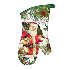 Special Christmas Joy Oven Mitt by Michel Design Works - Oven Gloves