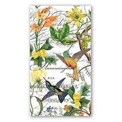 Hummingbird Guest Napkins from FND Promotion by Michel Design Works