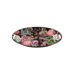 Botanical Garden Medium Metal Tray from FND Promotion by Michel Design Works