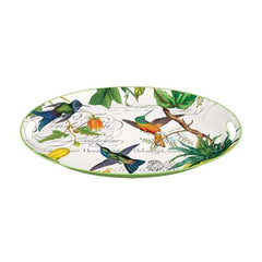 Hummingbird Medium Metal Tray from FND Promotion by Michel Design Works