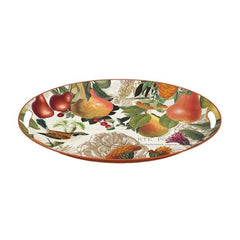 Golden Pear Large Metal Tray from FND Promotion by Michel Design Works