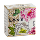 2 x Love A Little Soap by Michel Design Works ( 2 Pieces)