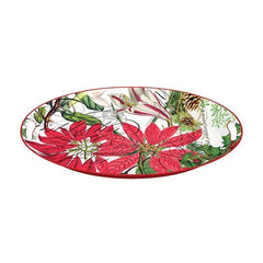 Holiday Medium Metal Tray from FND Promotion by Michel Design Works