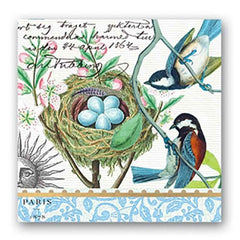 Bird Nest Luncheon Napkins