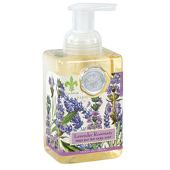 Lavender Rosemary Foaming Hand Soap & Scented, Gentle Foam Wash | Bath & Body
