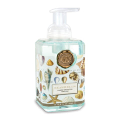 Seashells Foaming Hand Soap,Liquid Hand Soap by Michel Design Works