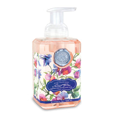 Sweet Pea Foaming Hand Soap & Scented, Gentle Foam Wash | Bath & Body