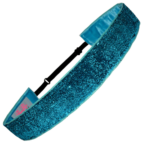 "1"" Sparkly Glitter Solids (Color Options)"