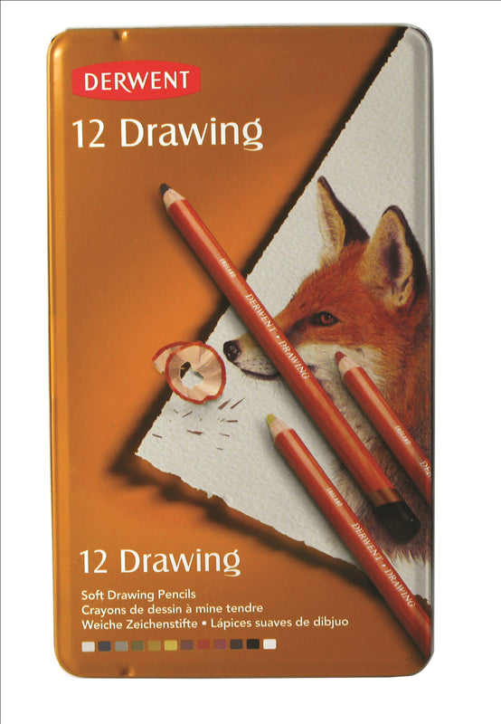 Derwent Drawing Pencils