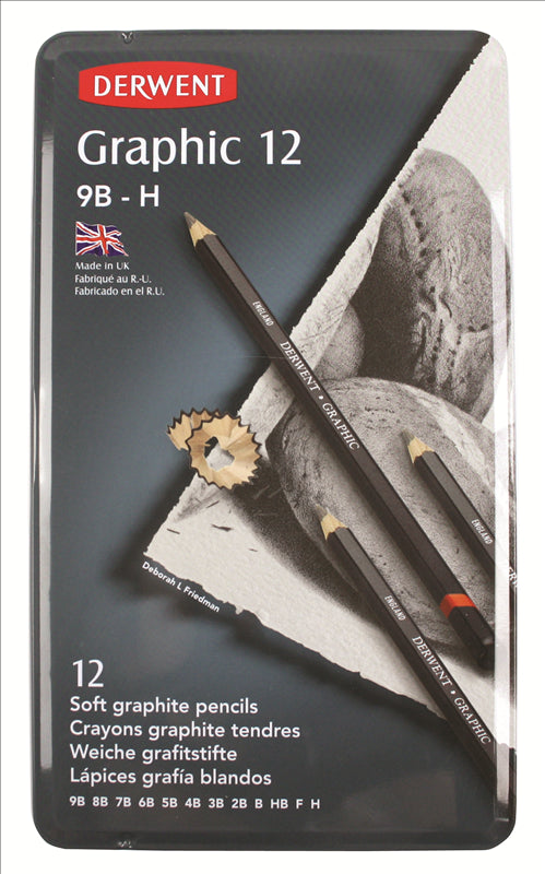 Derwent Graphic Pencil Set