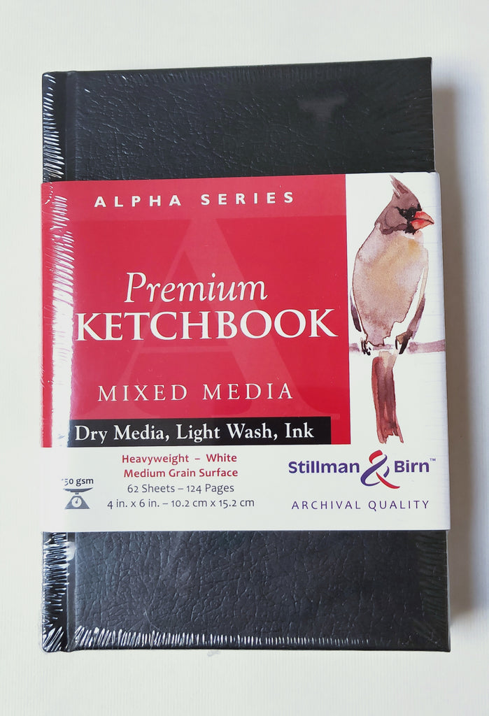 Stillman & Birn Archival Quality sketchbook
