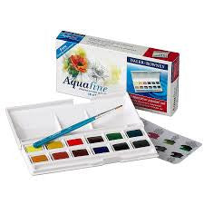 Daler Rowney Watercolour pocket set