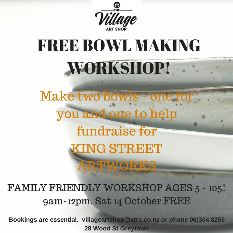 Bowl Making Workshop