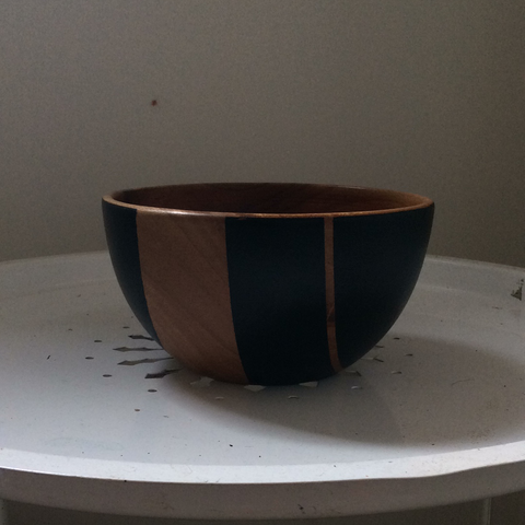 Small Wooden Bowl