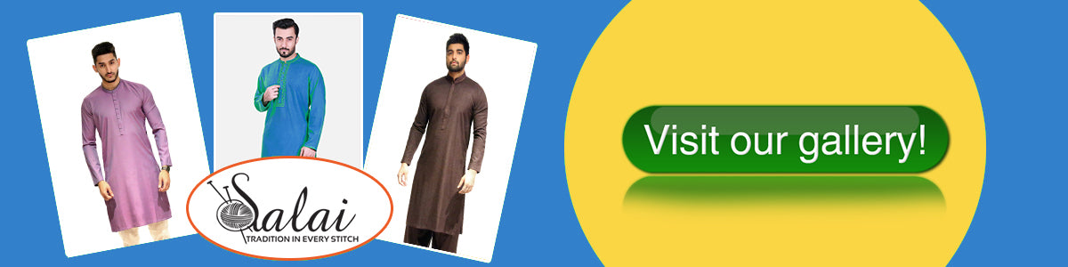 Eid Shalwar Kameez Designs For Men 2018